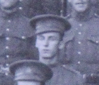 Photo of William Gordon– Served with the 35th Battalion CEF. Submitted for the project, Operation: Picture Me