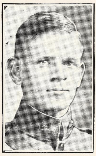 Photo of George Kortright Kesteven Wilgress– Photo from the National Memorial Album of Canadian Heroes c.1919. Submitted for the project, Operation: Picture Me.