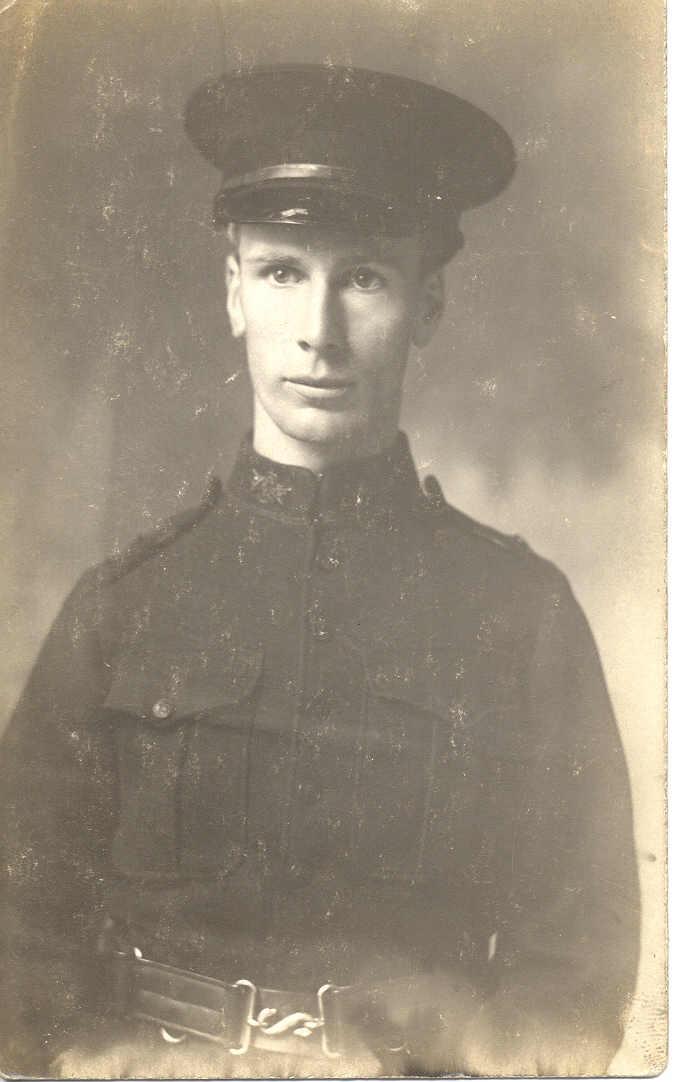 Photo of Harold Browne