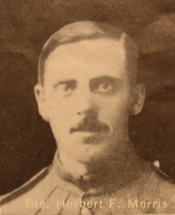 Photo of Herbert Frank Morris