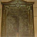 Toronto Street Railway War Memorial