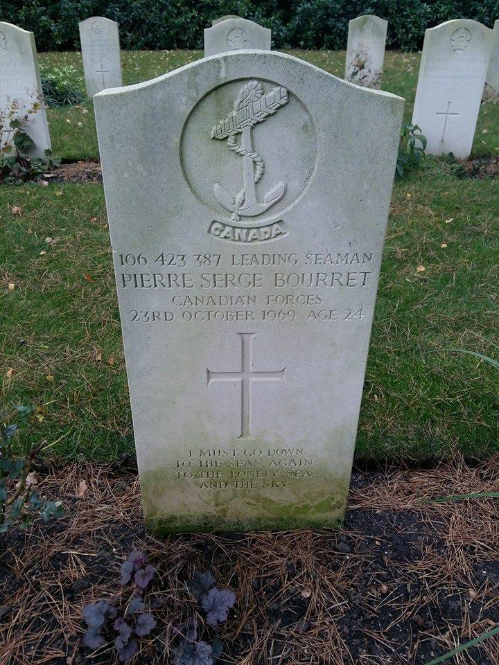 Grave Marker– Grave Marker - Brookwood Cemetery, Woking, United Kingdom - 11 Nov 2015
