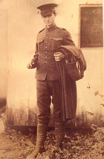 Private William Clark