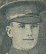 Photo of ABNER KAY– Private Abner Kay, Regina, (a native of Bury), of the Canadian Contingent, was killed in France on October 17th 1915. He left a widow. Obituary from 'Bury District Soldiers' and Sailors' Memorial Book 1916'