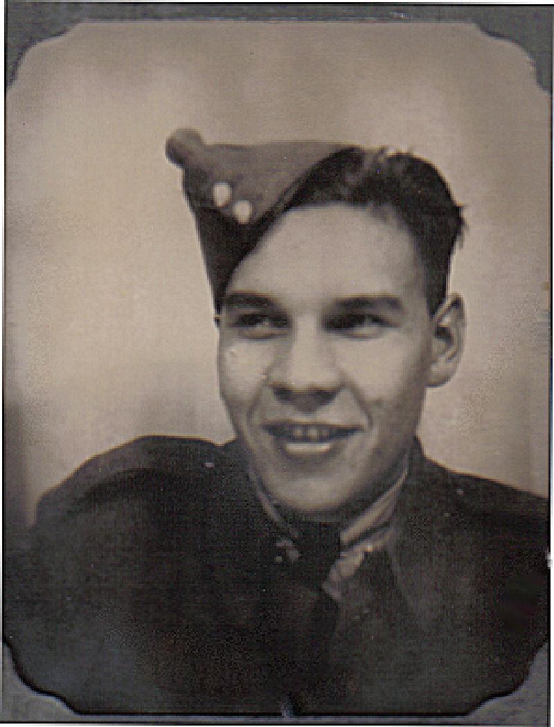 Photo of Georges Napoleon Ducharme– August 12,1944