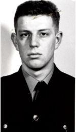 Flying Officer Richard Vaughn Edwards