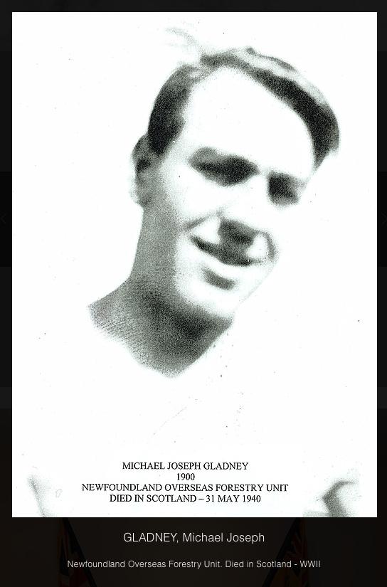 Photo of MICHAEL GLADNEY