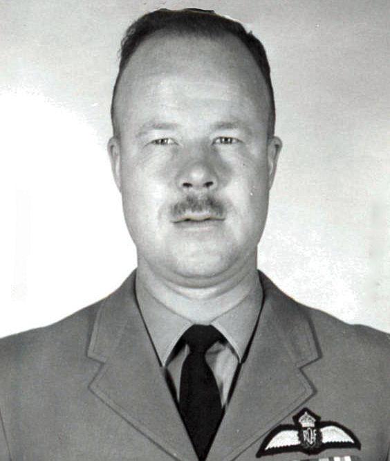 Wing Commander Earle Douglas Harper