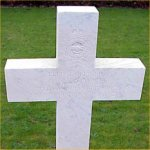 Grave marker– Photo by Malcolm Cromarty.