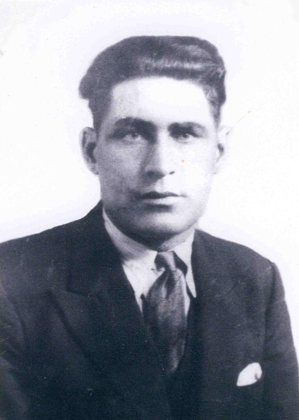 Photo of William M. James Mercer
