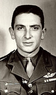 Flying Officer Eugene Doral Payne