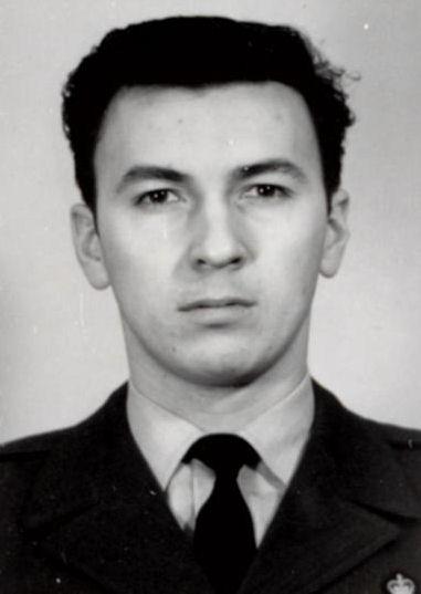 Flying Officer Joseph Maximillien Paul Lucien Picard