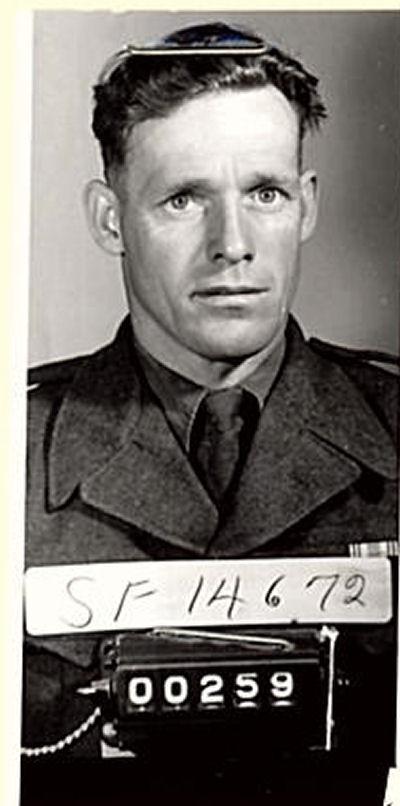 Corporal Paul Reginald Wallace