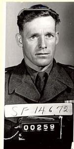 Corporal Paul Reginald Wallace– Corporal Paul Reginald Wallace in service uniform.