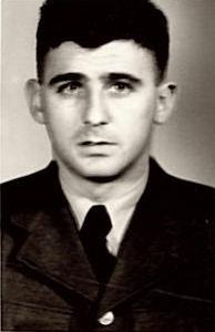 Flying Officer Myron Jack Zimmer