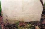Epitaph– Epitaph: 'Love and Remembrance. Live forever, Sadly missed by his children'