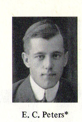 Photo of Edward Cole Peters– Photo from They Gathered at the River