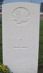 Grave marker– This is George Pryke's grave marker.  He was age 45 at the time of his death.