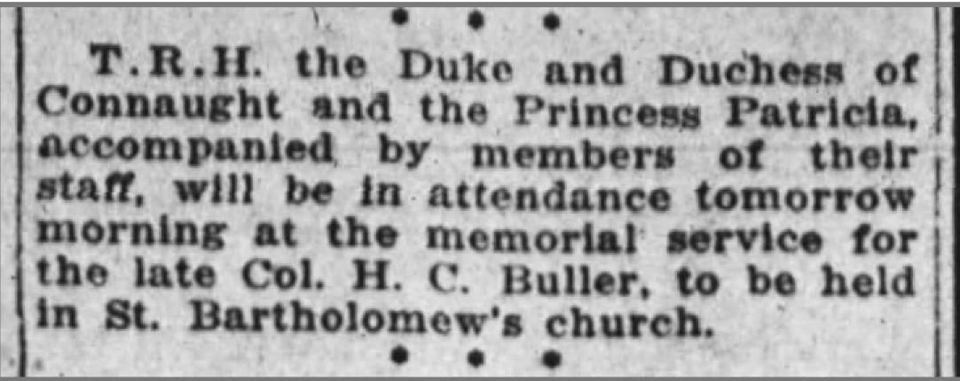 Newspaper Clipping– Ottawa Journal (June 10, 1916)