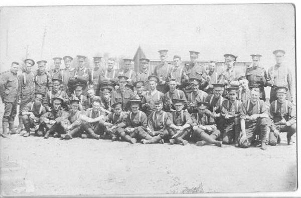 Regiment photo