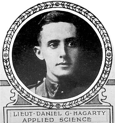Photo of Daniel Hagarty