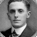 Photo of Daniel Galer Hagarty– From: The Varsity Magazine Supplement published by The Students Administrative Council, University of Toronto 1916.   Submitted for the Soldiers' Tower Committee, University of Toronto, by Operation Picture Me.