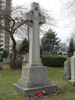 Memorial– Lieutenant Daniel Galer Hagarty is remembered on the Hagarty family memorial at St. James' Cemetery, Parliament Street, Toronto, Ontario. In honoured memory.