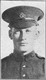 Photo of William Preece– Pte William Preece, 622142