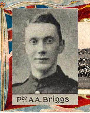 Photo of Albert Briggs