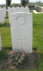 Grave marker– Grave Marker