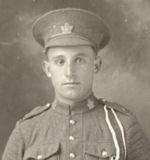 Photo of Frederick Nesbitt– This is Frederick Nesbitt, from Oxbow, Saskatchewan. Son of Absalom and Emily.