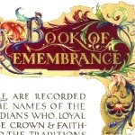 Book Of Remembrance– Introduction to the 1st Book Of Remembrance