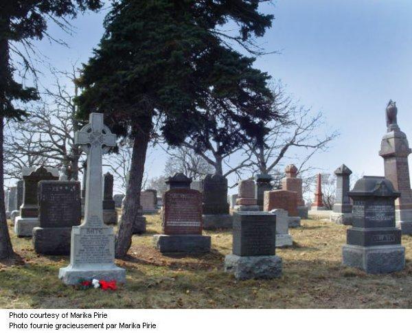 St. John's (Norway) Cemetery