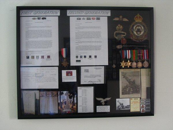 Bate Family Military History