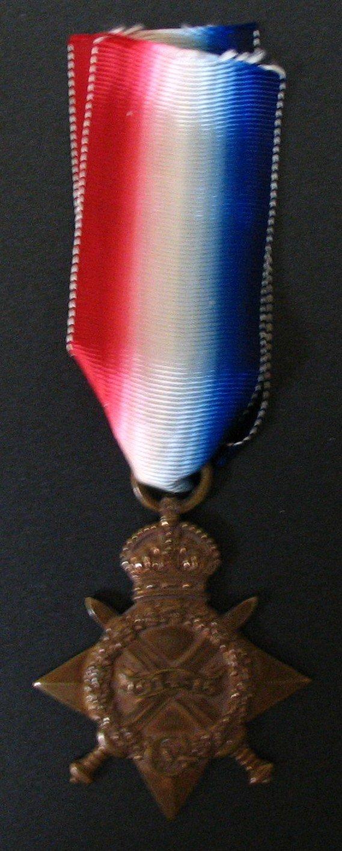 1914 - 15 Star