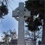 Family Monument– Lance Sergeant Eric James Bate's name is inscribed upon the BATE family memorial located in St. John's (Norway) cemetery in Toronto.