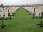 Cemetery– Tyne Cot Cemetery, Belgium