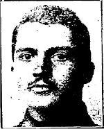 Coupre de presse – Tiré du Perth Courier du 6 octobre 1916.