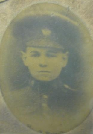 Photo of Arthur Frederick Roberts– Source: Elgin County Branch of the Ontario Genealogical Society.