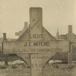 Gravemarker– J. C. Mitchell Grave Site