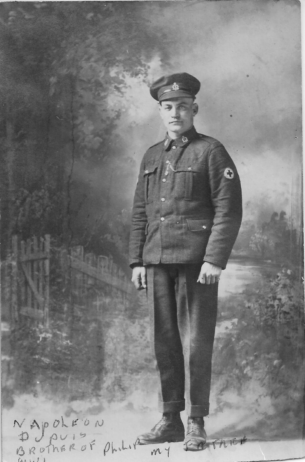 Photo of NAPOLIAN BOURRIE