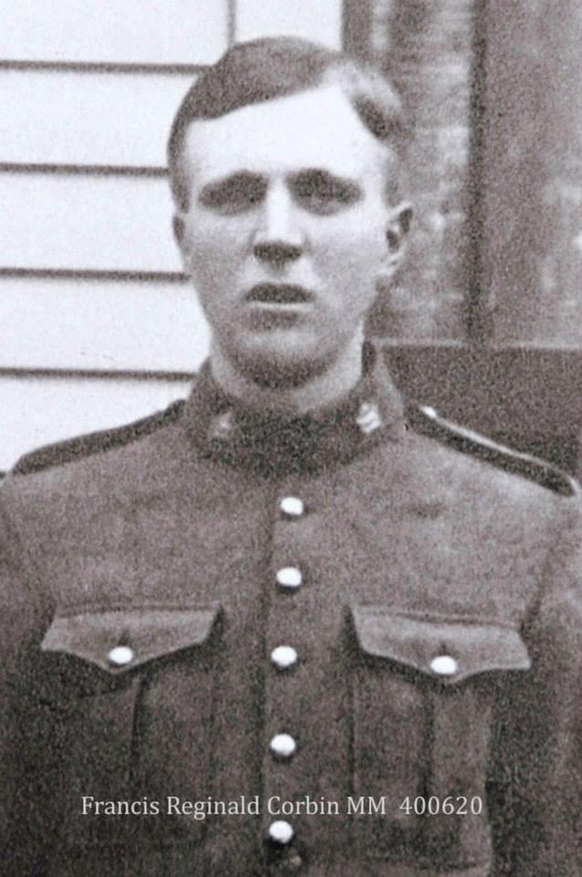 Photo of Francis Reginald Corbin