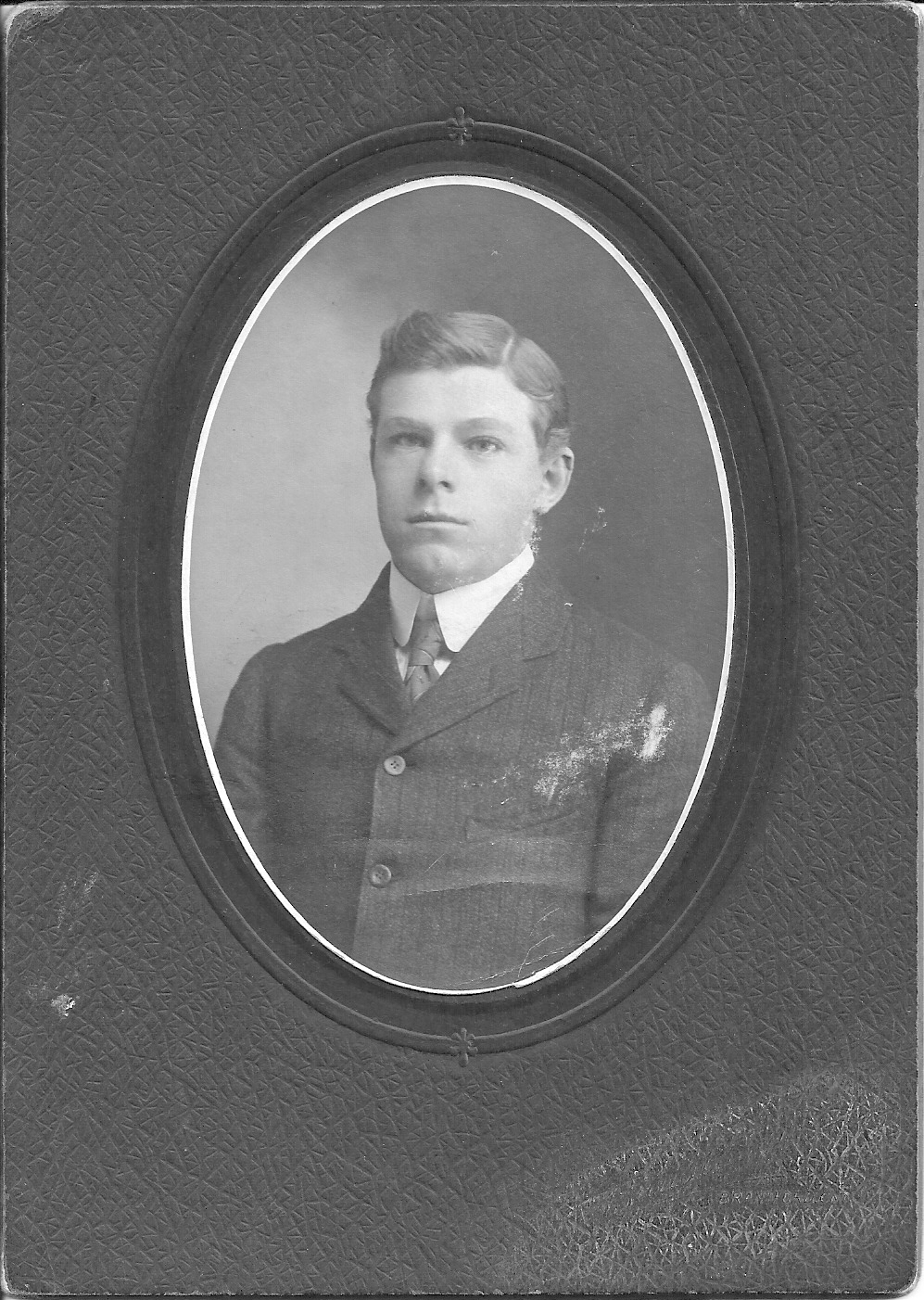 Photo of WALTER CHARLES PELL– Submitted for the project, Operation: Picture Me