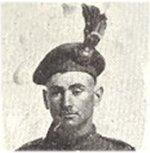 Photo of George Reginald Bennett– In full uniform