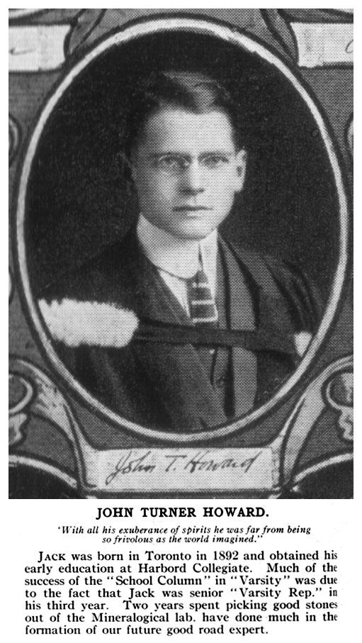 Photo of John Turner Howard