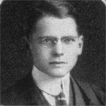 Photo of John Turner Howard– Torontonensis 1913 (University of Toronto Year Book), pg. 157.