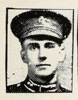 Photo of CHARLES EDWARD HARROP– Photo from the National Memorial Album of Canadian Heroes c.1919. Submitted for the project, Operation: Picture Me.