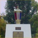 Hagersville Ontario War Memorial