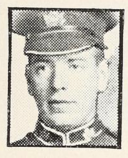 Photo of JAMES KANE– Photo from the National Memorial Album of Canadian Heroes c.1919. Submitted for the project, Operation: Picture Me.