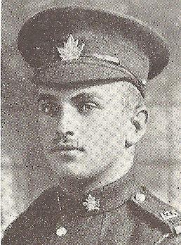 Photo of FRANK NIXON REID– photo from London Honour Roll